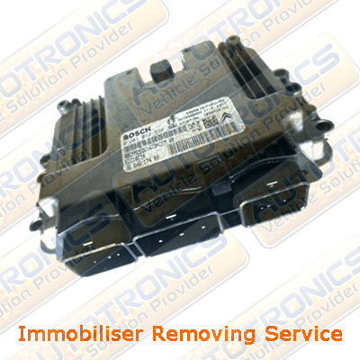 Citroen C3 Immobiliser Removing Service (Free Running)