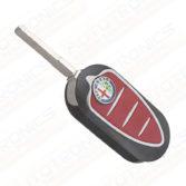 Alfa Romeo Giulietta Remote Key Fob (3 Button) Repair