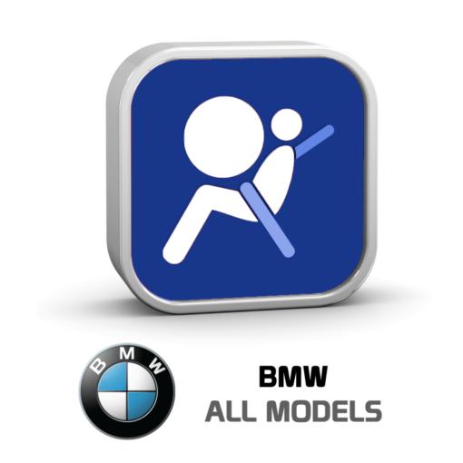 BMW Airbag Module Crash Data Reset