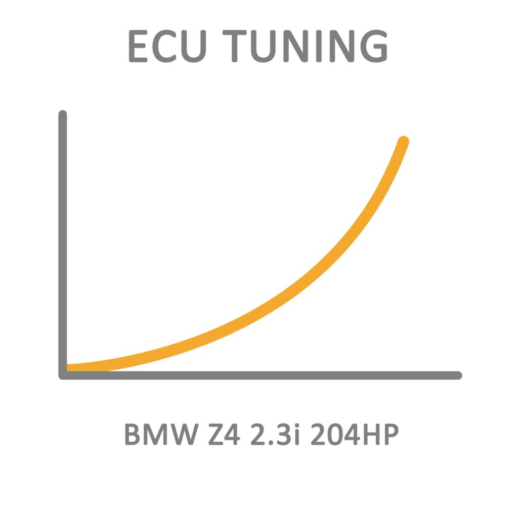 BMW Z4 2 3i 204HP ECU Tuning Remapping Programming