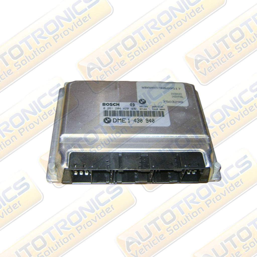 Bosch BMS46 Electronic Control Unit ECU Repair
