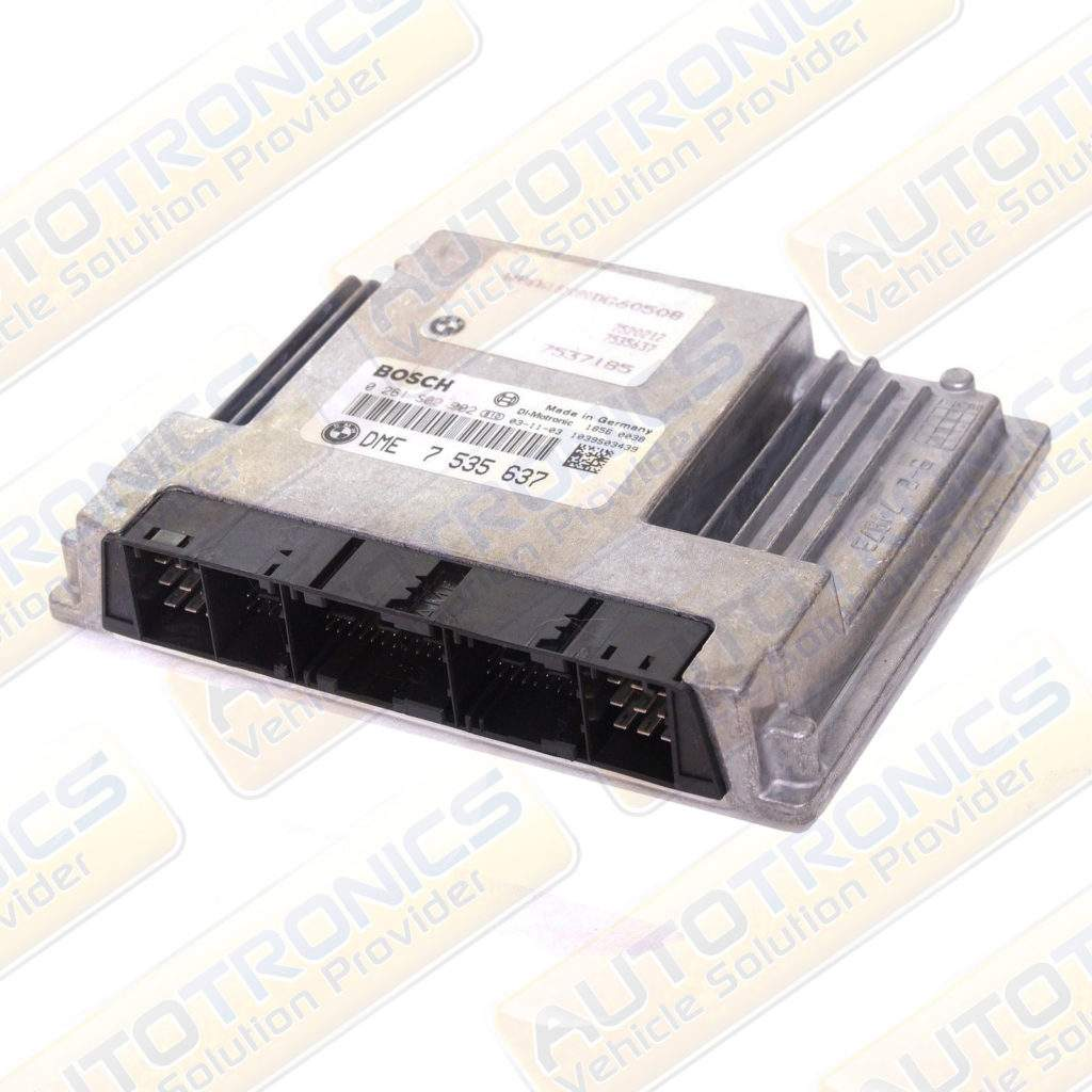 Bosch ME9 2 (DME 7) Electronic Control Unit ECU Repair