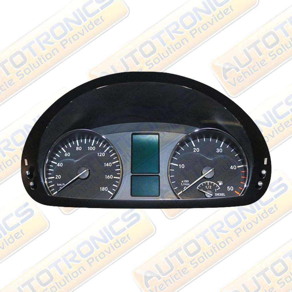 Mercedes-Benz Sprinter (2006-2010) Instrument Cluster Repair