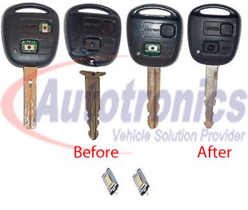 Toyota MR2 Remote Key Fob (2 Button) Repair