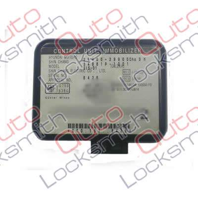 Hyundai Coupe Immobiliser Transponder Recoding and Replacement Car Key  Service