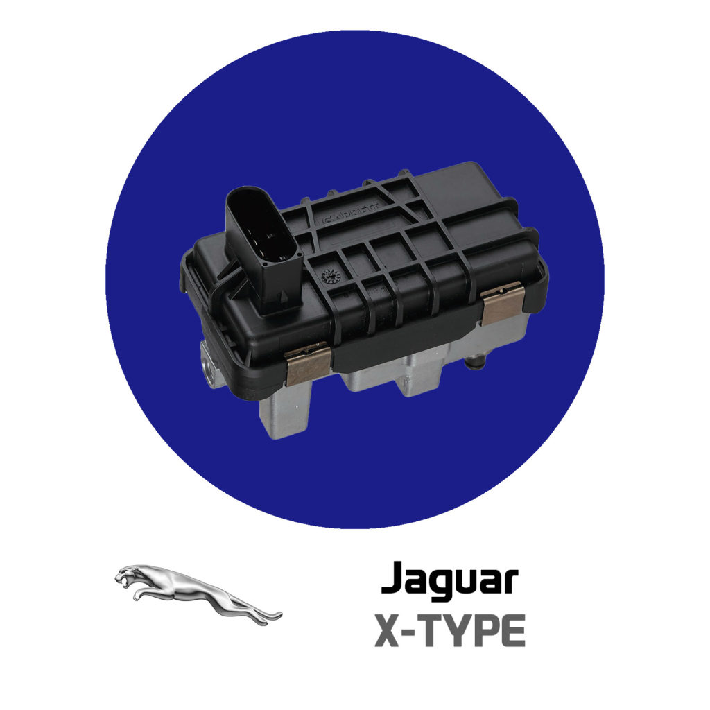 Jaguar X-Type Hella Turbo Actuator Repair (Garrett Turbo)
