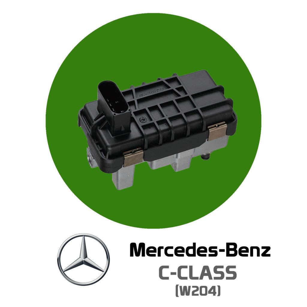 Mercedes-Benz C-Class (W204) Hella Turbo Actuator Repair