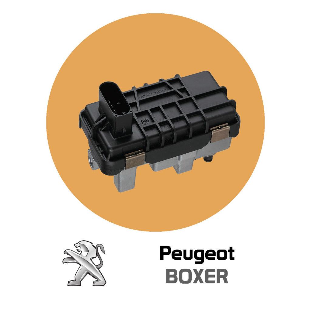 Peugeot Boxer Hella Turbo Actuator Repair (Garrett Turbo)