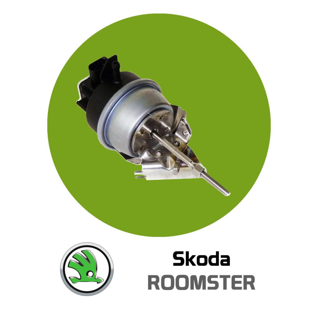 skoda roomster borgwarner new turbo actuator 1 4 1 9 tdi. Black Bedroom Furniture Sets. Home Design Ideas