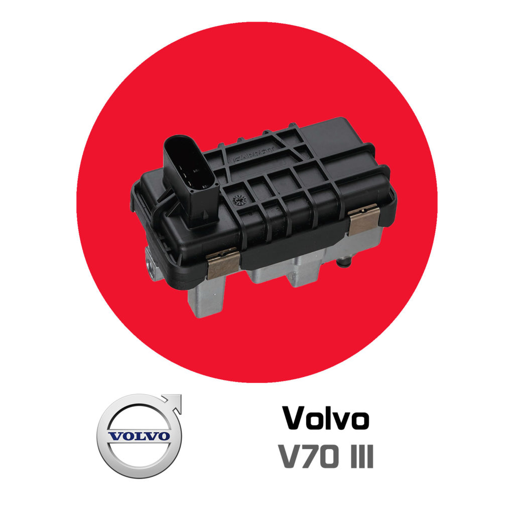 Volvo V70 III Hella Turbo Actuator Repair (Garrett Turbo)