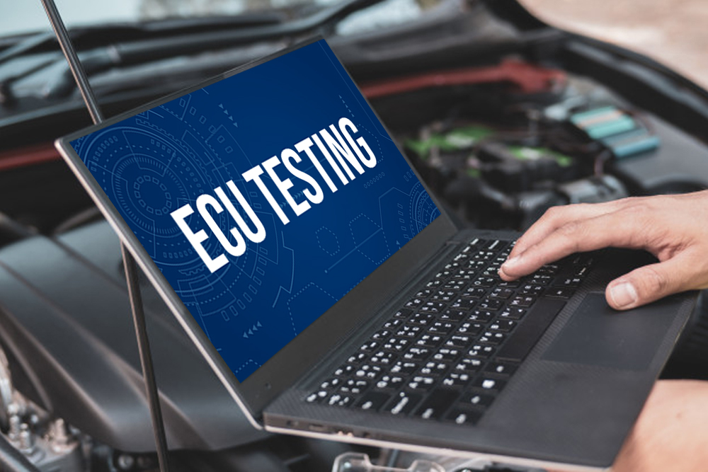ECU testing