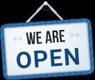 We Open